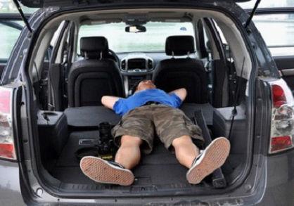 雪佛兰汽车内部按钮图解
