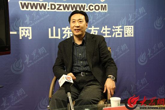 济南市旅游局局长王铁志