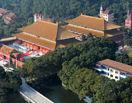 华西村博物馆建成1比1复制故宫古建