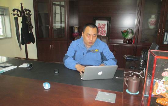 北京现代曲阜新东源4S店总经理朱兵