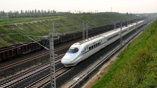 京沪高铁增开3趟动车