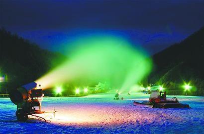 济南世际园滑雪场