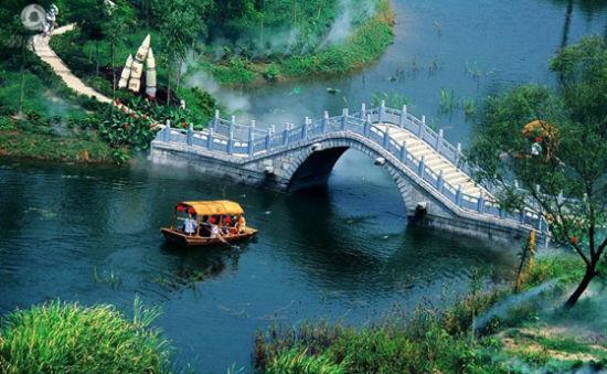 枣庄古运河段