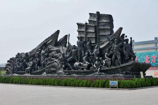 铁道游击队纪念馆
