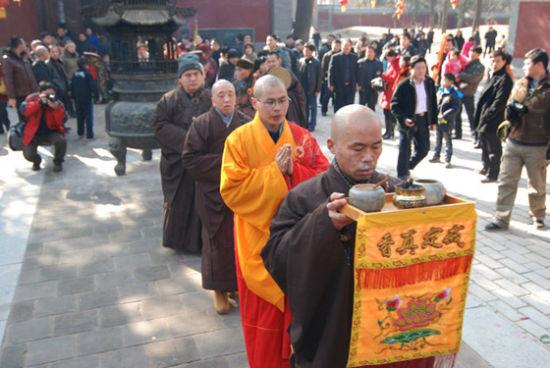 灵岩寺祈福会