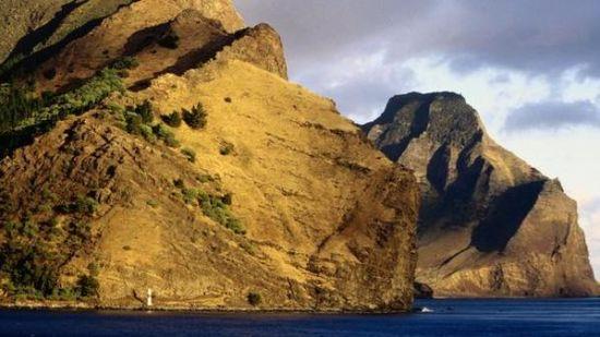 智利鲁宾逊岛