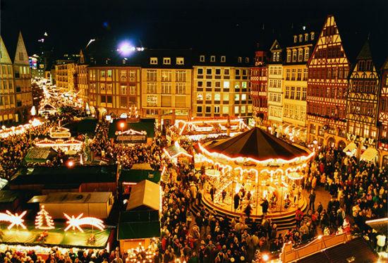 欧洲圣诞节