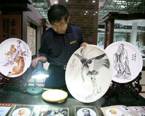 山东瓷器制作