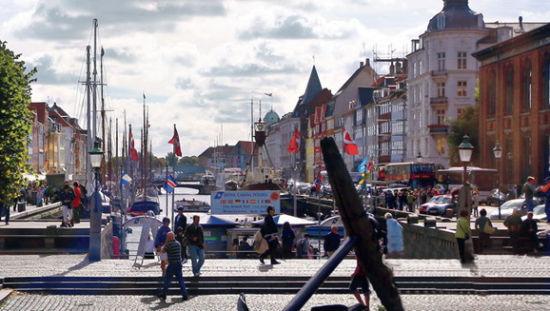 哥本哈根街景