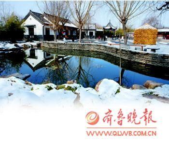 沂南冬季旅游不降温