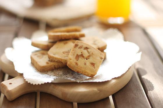 红枣麦芽脆饼