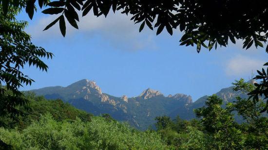 昆嵛山美景