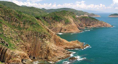 """""""尽量让这个地方保持它原有的自然形态""""是香港人一贯的理念。"""