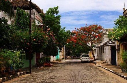 印法式风情小镇朋迪榭里