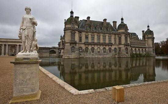 巴黎尚蒂伊古堡