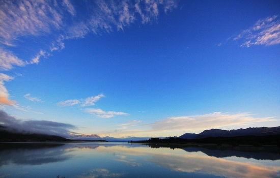 新西兰蒂卡波湖
