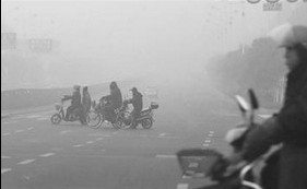 原因二:污染物减排速度跑不赢增加速度