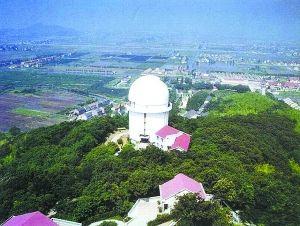 俯瞰天文台