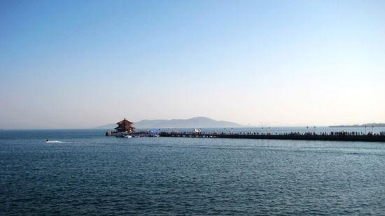 青岛入选国内十大最佳旅游目的地