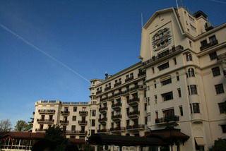 皇家酒店的菜地和花园中生产的鲜花、蔬菜专供酒店。