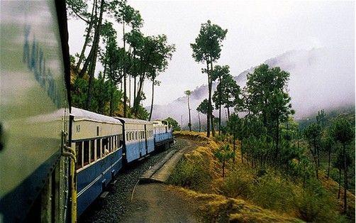 山地铁路,印度