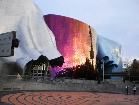 西雅图音乐体验博物馆