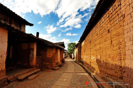 茶马古道---西南民族经济文化交流走廊