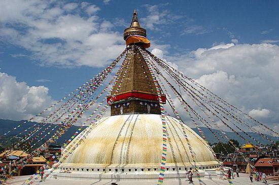 尼泊尔之眼