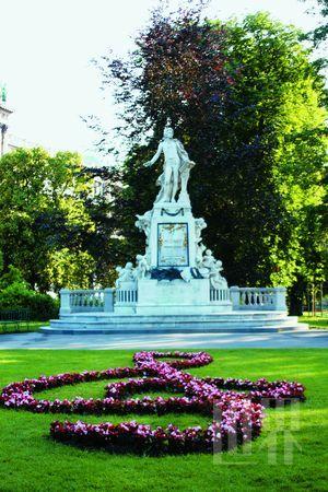 维也纳是一座音乐之城