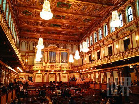 金色大厅是世界音乐的最高殿堂