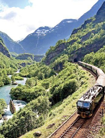 弗洛姆铁路