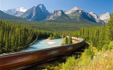 加拿大列车