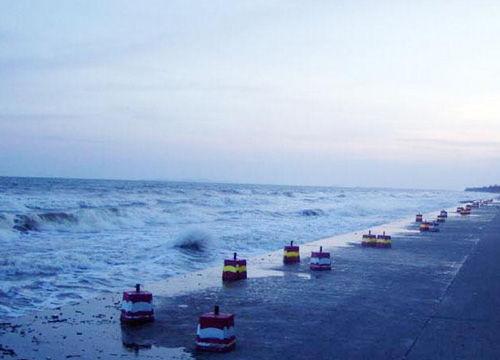 白沙湾亮点:毕业时一起去看海