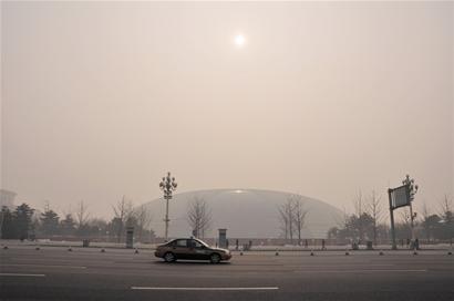 青岛雾霾天气持续
