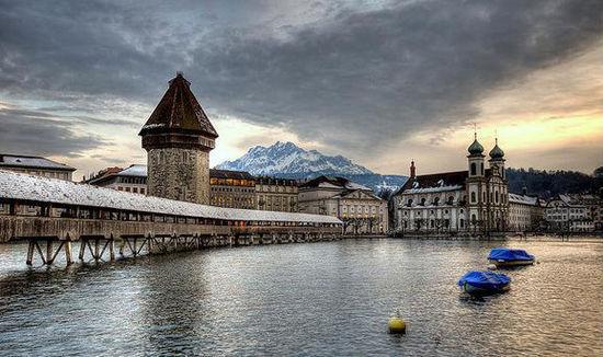 瑞士卢塞恩