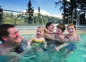 加拿大温泉