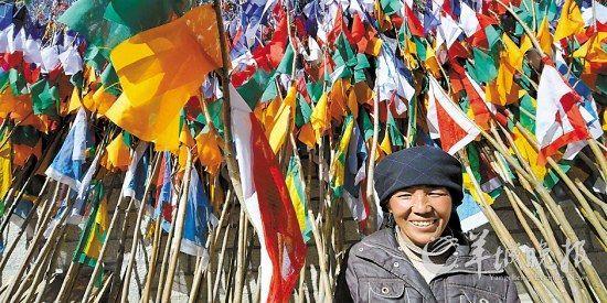 到拉萨过藏历新年
