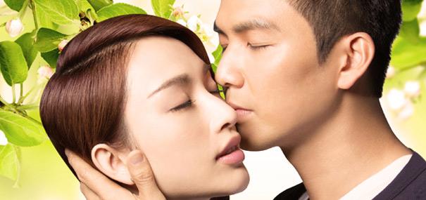 """钟汉良""""求婚""""张俪 《爱神》见面会首曝海报"""