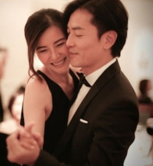 郑伊健蒙嘉慧 1月28日在东京举行低调婚宴