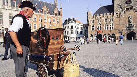 比利时,布鲁日(Bruges)