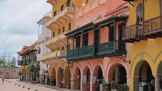 哥伦比亚,卡塔赫纳(Cartagena)