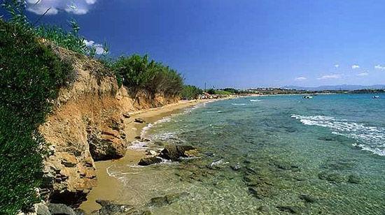 希腊帕罗斯岛旅游指南 漫步蓝色教堂