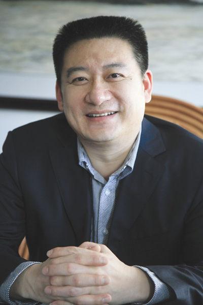 威海市旅游局局长于胜涛