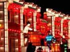 秦淮灯会大型灯组将亮相南京老城南门东街区