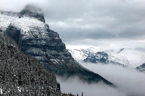 加拿大鬼怪峰