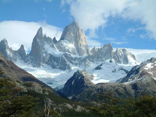 阿根廷拖雷山