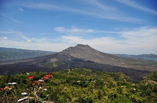 金塔马尼火山