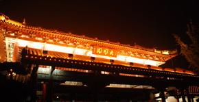 大明湖:传统元宵