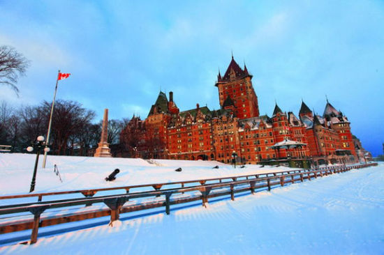 加拿大魁北克城