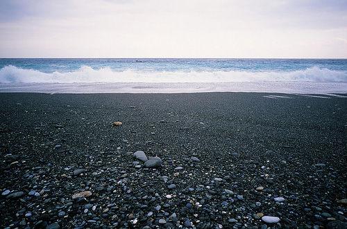 台湾花莲看海